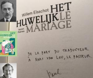 Het Huwelijk Le Mariage Bart Van Loo